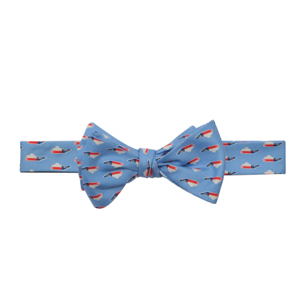 NC Traditional Carolina Blue Bow